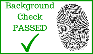 Background Check PASSED